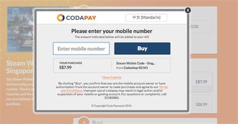 Codashop Steam Wallet Philippines | updated no credit no problem codashop lets you buy