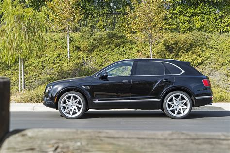 bentley wheels on bentley bentayga on forgiato wheels is fit for 2 chainz