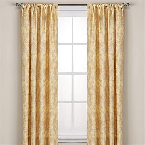 kenneth cole curtains kenneth cole reaction home falling petals window curtain