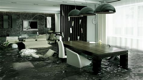 water damage restoration service bleuprint contractors llc