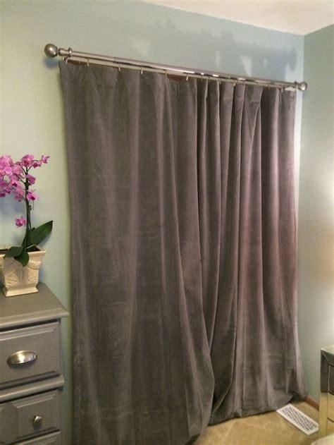 velvet curtains grey 1000 ideas about grey velvet curtains on pinterest
