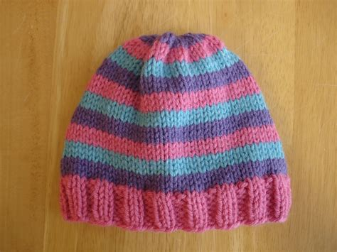 simple pattern for knit baby hat easy toddler knitting patterns crochet and knit