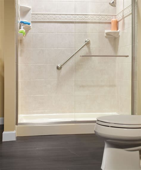 Shower To Bath Tub To Shower Conversion Rock Accessibility