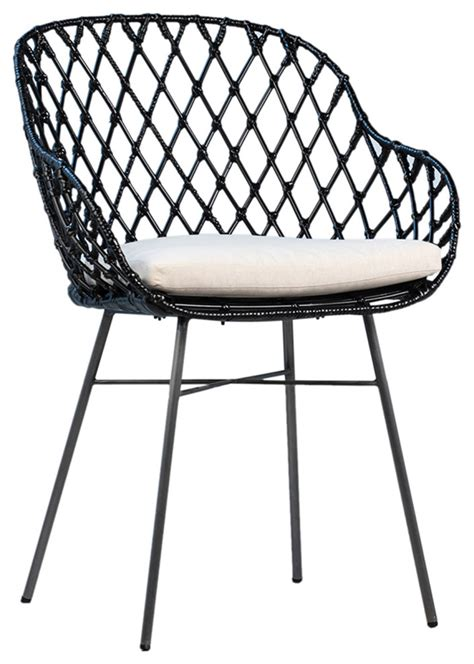 black lattice dining chair tropical dining chairs