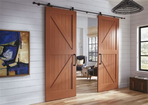 interior barn door images barn doors custom interior doors trustile