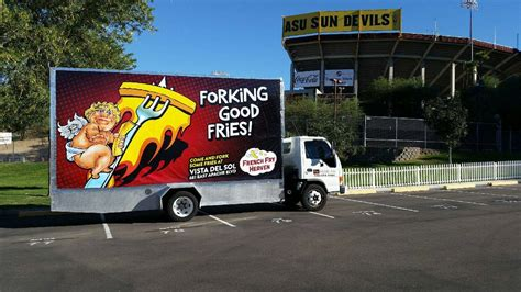 truck ca mobile billboard truck san diego california