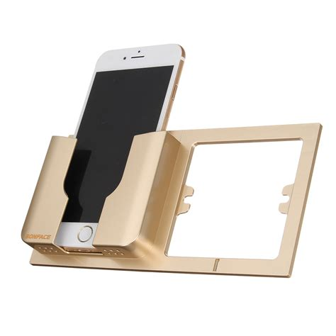 Holder Wall Charging multifunctional wall socket mobile phone stand wall