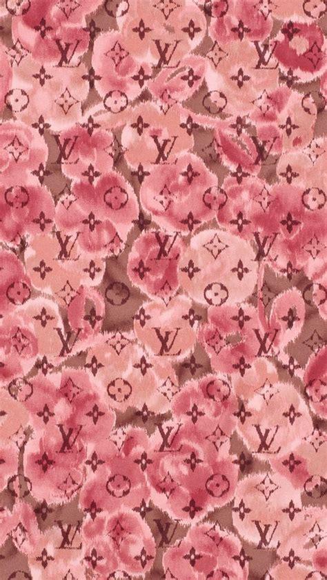 wallpaper pink lv pink louis vuitton wallpaper wallpapersafari