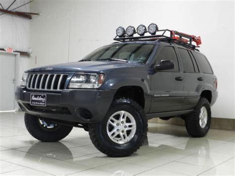 2004 jeep grand custom custom lifted jeep grand chreokee laredo trail 4x4