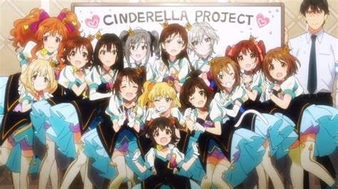 anime baru bulan oktober the idolmaster cinderella baru tayang di bulan oktober