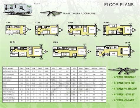 wildwood fifth wheel floor plans 26 foot travel trailer floor plans 28 images travel