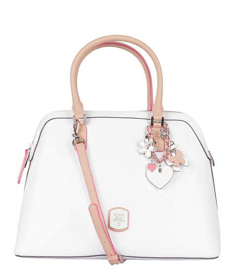 Guess Tas Korting frosted bag