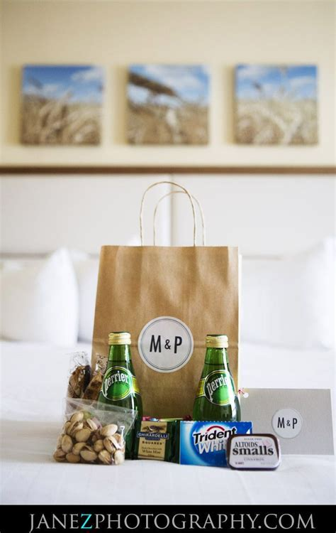 68 best destination guest welcome bags images on Pinterest