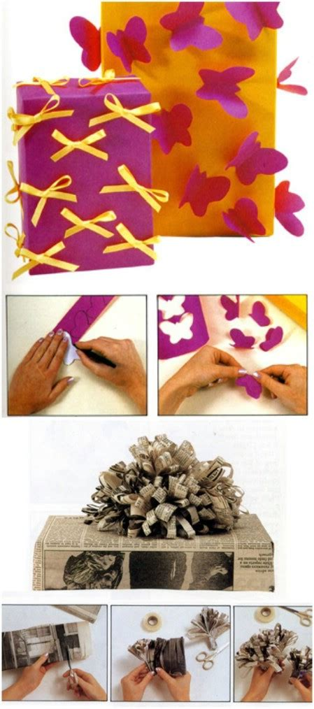 40 amazing gift wrapping ideas you can make yourself warm slice
