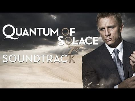 theme song quantum of solace 007 量子危機 原聲帶 主題曲 歌 音樂 影劇圈圈