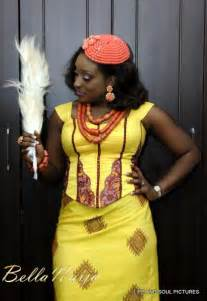 Bella naija traditional wedding dresses
