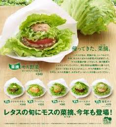 Poster Typografi Inspiratif If You Never Try You Ll Never tired of mcdonald s try mos burger for japanese esque
