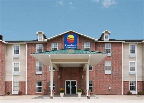 Comfort Inn Suites Chesterfield Mo Hotel Reviews