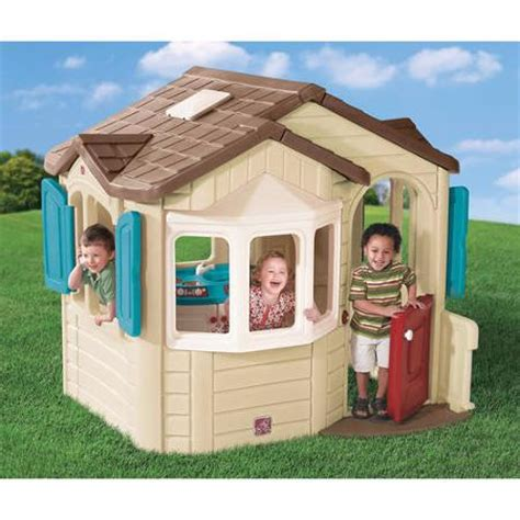 Walmart House by Step2 Welcome Home Playhouse