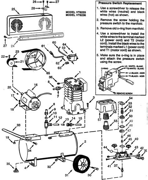 wiring diagram for cbell hausfeld compressor k