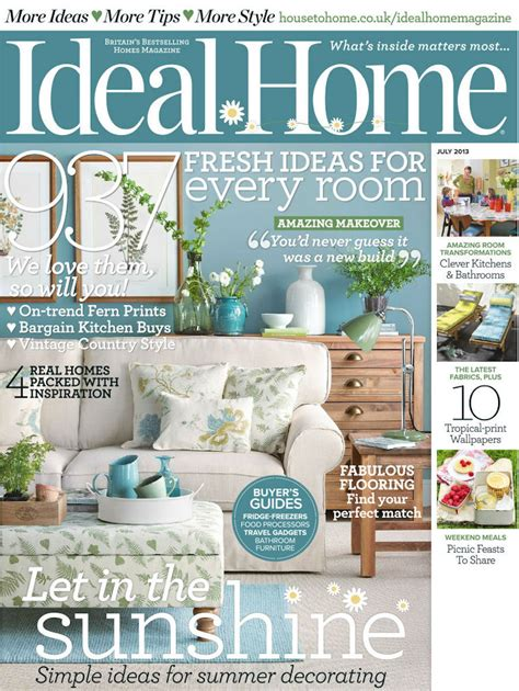 ideal home interiors top 100 interior design magazines to start collecting