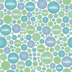 personalized prints amp patterns wrapping paper
