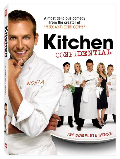 Kitchen Confidential Kitchen Confidential Dvd News Kitchen Confidential