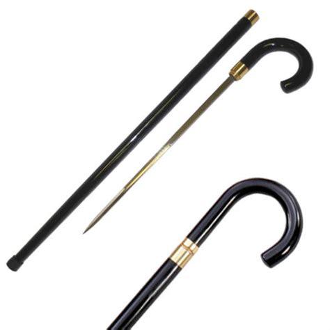 sword walking canes quality traditional walking sword g2001bk sword