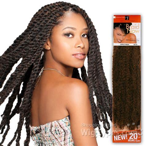 what the best type of marley hair to use for crochet braids sensationnel synthetic braid reggae braid marley braid