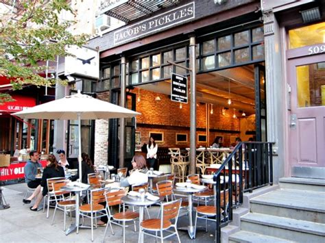 pour house nyc upper west side manhattan living 183 jacob s pickles diamond in the rough