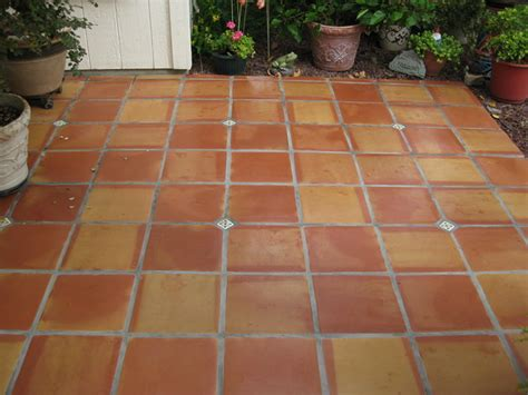 national company offers saltillo regular square tile in 12x12 rustic wall and floor tile