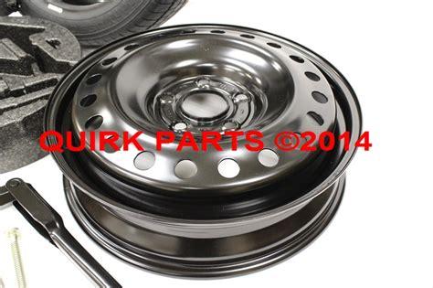 Sparepart Chevrolet Spin 2013 2014 chevy malibu 17 quot spare tire wheel kit genuine