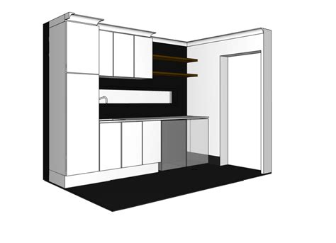 Small Kitchen With White Cabinets our 3d cabinetry decisions we can bring 3d to you