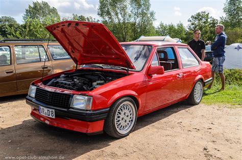 Opel Tr by Corsa A Tr Opel Club Elmshorn