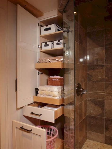 24 best bathroom storage design ideas you never