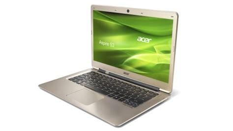 Laptop Acer Aspire Ultrabook S3 acer s nieuwe aspire s3 ultrabook pcm