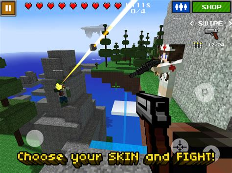 pixel gun 3d skin maker apk pixel gun 3d survival shooter v 3 9 android downloads yahoo news canada