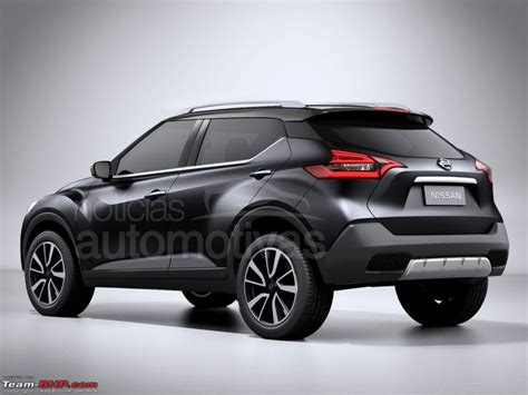 compact nissan nissan working on compact suv to take on ford ecosport