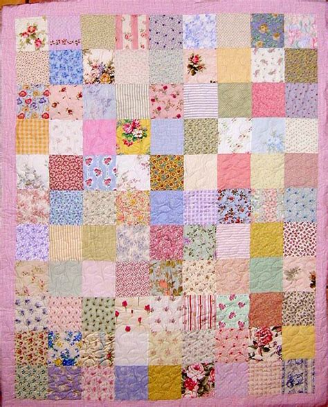 Patchwork Quilt by Helen Gammon S Patchwork Quilts