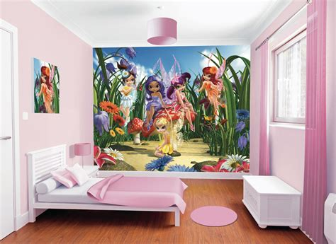 wall stickers and murals magical fairies wallpaper mural wall stickers