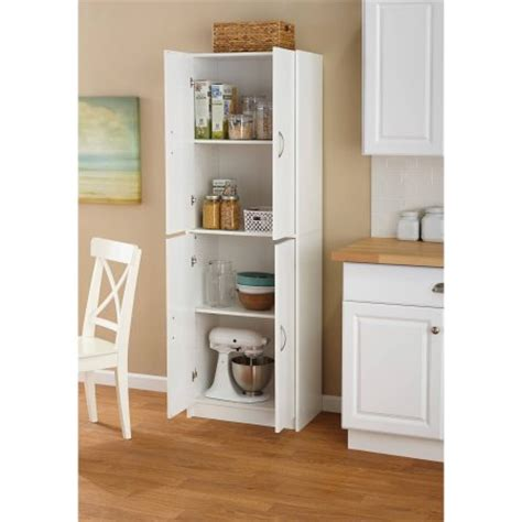 4 Shelf Storage Cabinet by Mainstays 4 Shelf Multipurpose Storage Cabinet
