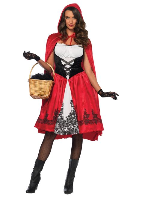 red riding hood 2304 red riding hood women costume sexy costumes