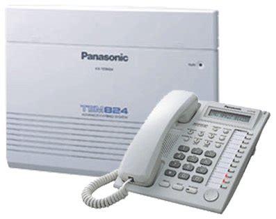 panasonic kx tes   advanced hybrid pabx system price  bangladesh bdstall
