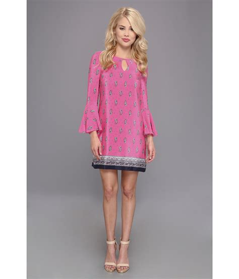 My For The Sweater Dress Couture In The City Fashion by Lyst Couture Boho Paisley Dress In Pink