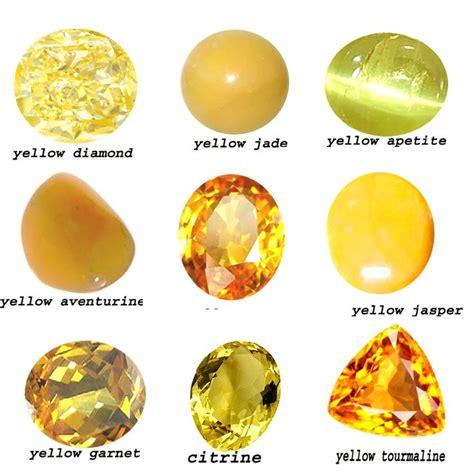 yellow gemstones gem stones quot wonders of nature