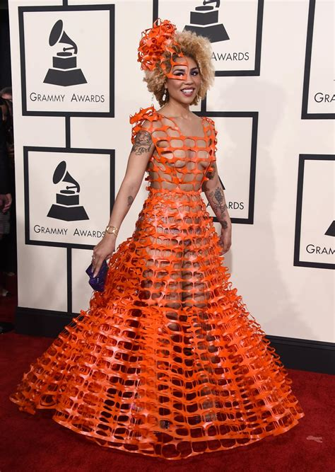 joy villa photos grammys 2015 best and worst red