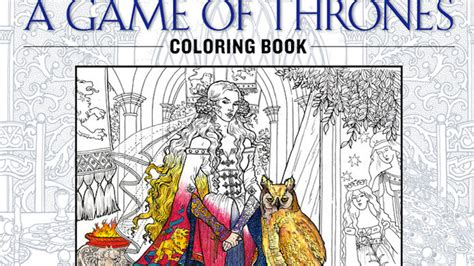 bantam books of thrones coloring book of thrones coloring book will probably require lots