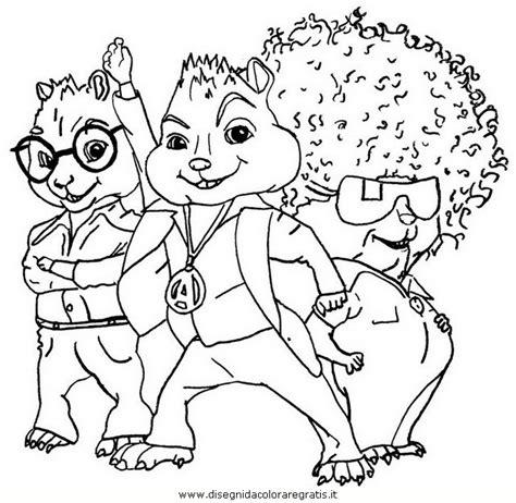 lettere strane per nick disegno alvin chipmunk 05 personaggio cartone animato da