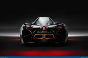 Egoista Lamborghini Ausmotive 187 Lamborghini Egoista Tests The Friendship