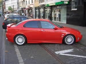 Alfa Romeo 156 Tuning File Alfa Romeo 156 Look Tuning Carrozzeria